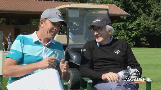Golf avec les Stars : Franck Riboud