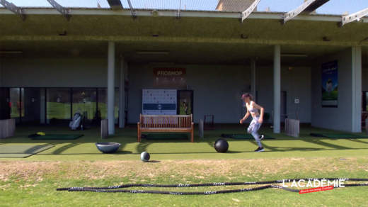 Muscle ton Swing Laurène : développer sa puissance (2)