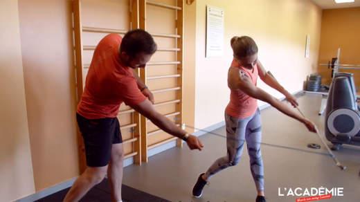 Muscle ton Swing Laurène : la traversée