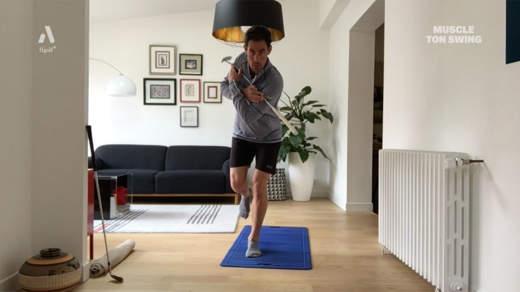 #Golfezchezvous : Muscle ton swing (n°13)