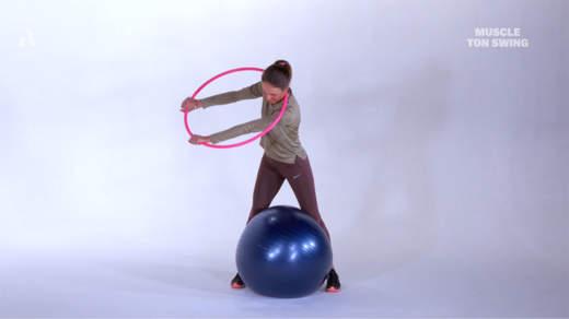 Muscle ton swing : dissociation