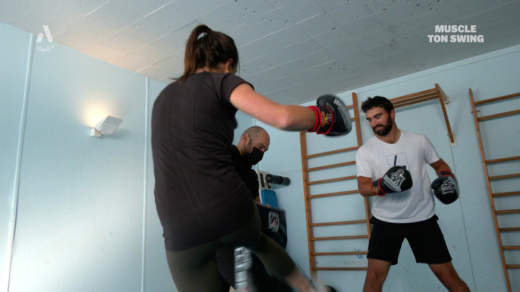 Muscle ton swing : explosivité (avec Antoine Rozner)