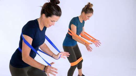 Muscle ton swing : mobilité !
