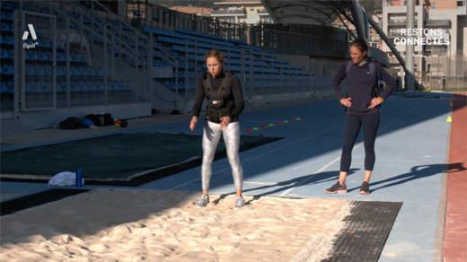 Muscle ton swing : Pauline Roussin-Bouchard