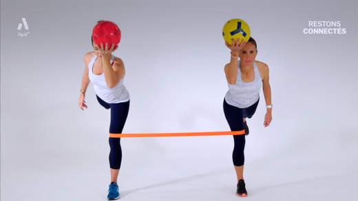 Muscle ton swing : stabilité et explosivité