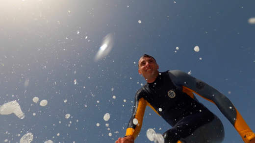 Muscle ton swing : surf avec Benjamin Hébert