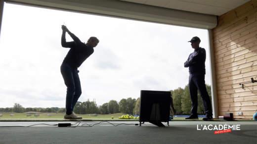 Golf avec les Stars : Julien Benneteau