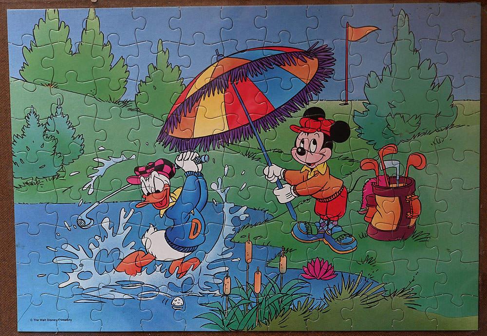 Donald Puzzle
