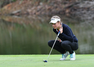 Emma Boehly à l'Evian International