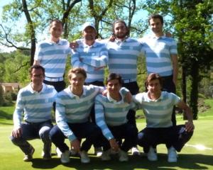 L'équipe du RCF La Boulie