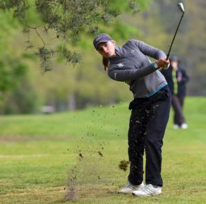 Lou Rousselot à la Golfers'
