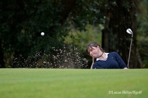 Lucie Malchirand au Nations Cup Championship