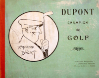 Dupont champion de golf
