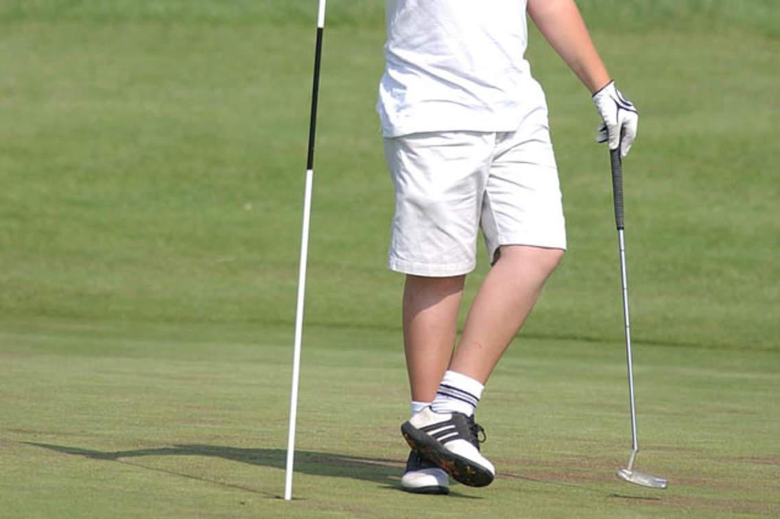 posture golf