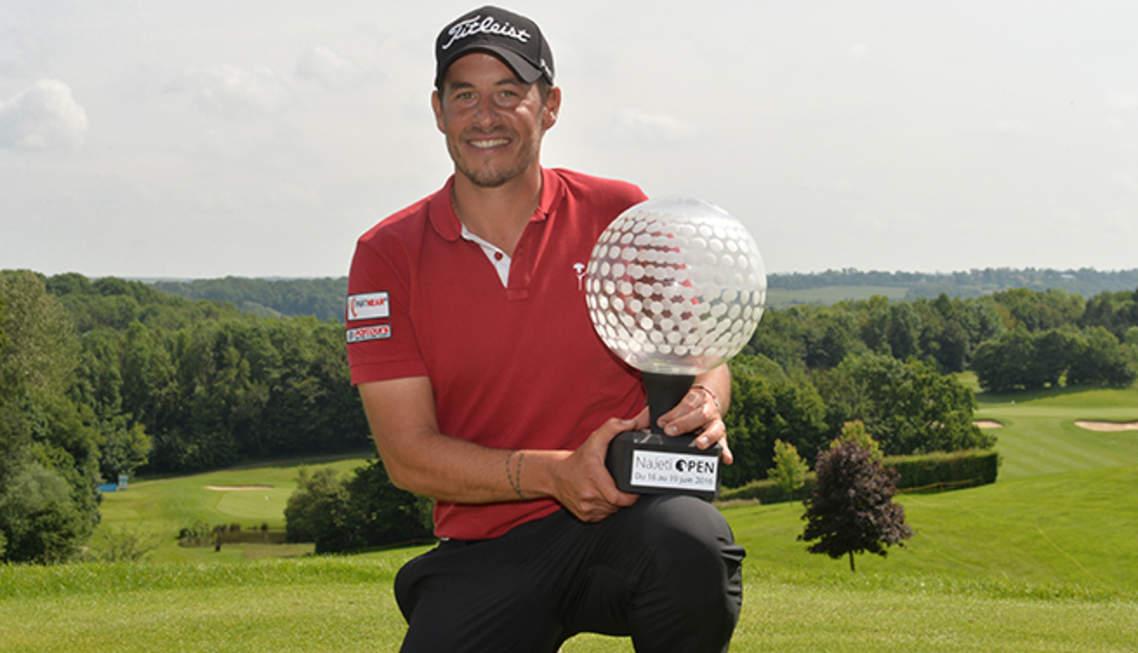 José-Filipe Lima vainqueur du Najeti Open 2016
