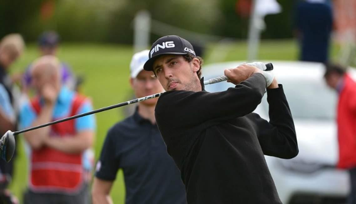 Cyril Bouniol, à un tour des PQ3 au PGA Catalunya