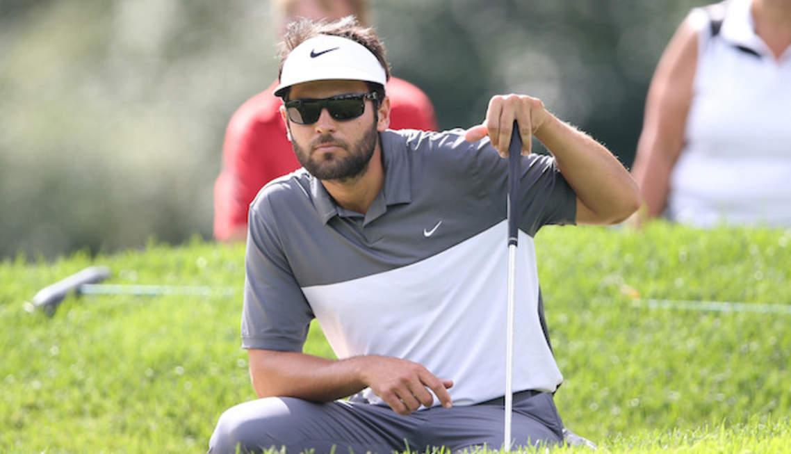 Après une victoire en 2016 sur le PGA Tour Canada (Freedom 55 Financial), Paul Barjon évolue depuis le début de l'année sur le Web.com Tour