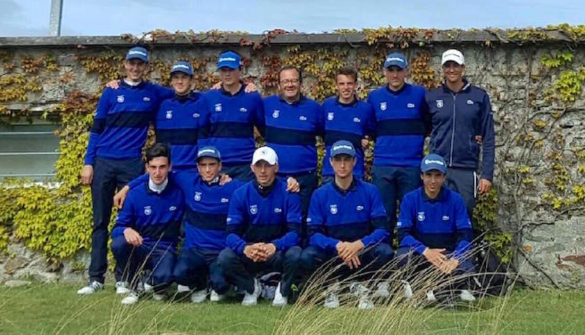 Equipe de France Boys à Granville
