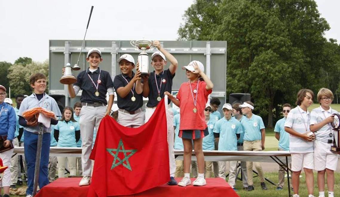 équipe Maroc
