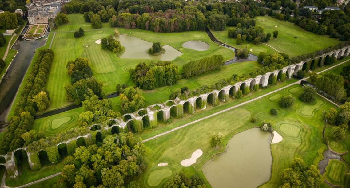 Golf du Château de Maintenon - Fédération Française de Golf