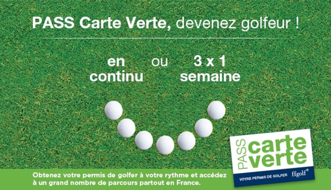 carte de france golf