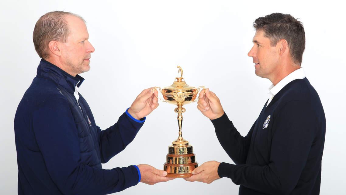 Stricker Harrington Ryder Cup 2021