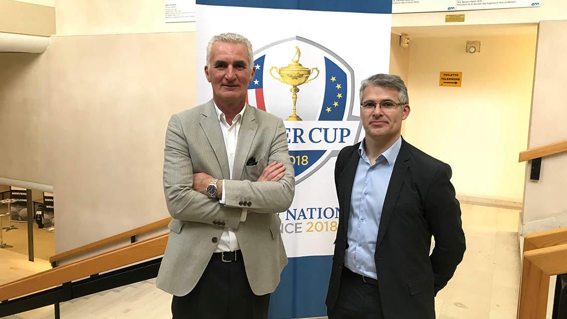 Dr Olivier Rouillon et Pr Philippe Rouch