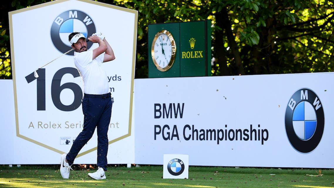 BMW PGA Championship (ET) : MLV Dans Le Bon Wagon