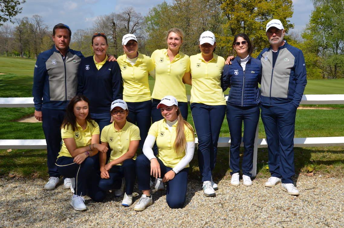équipe de France Girls
