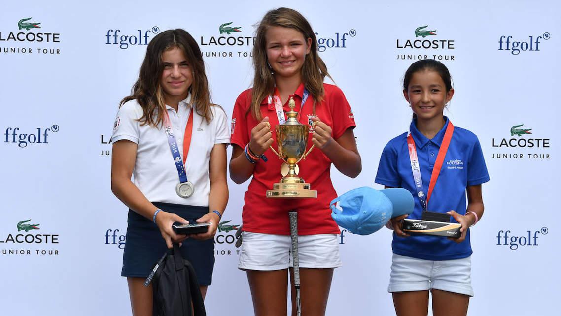 """Résultat de recherche d'images pour """"Constance Fouillet, championne de France U12"""""""