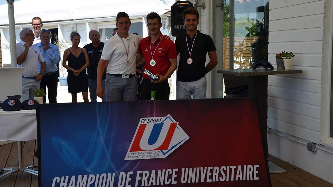 Calendrier Universitaire Paul Sabatier.Championnat De France Universitaire Manifacier Et