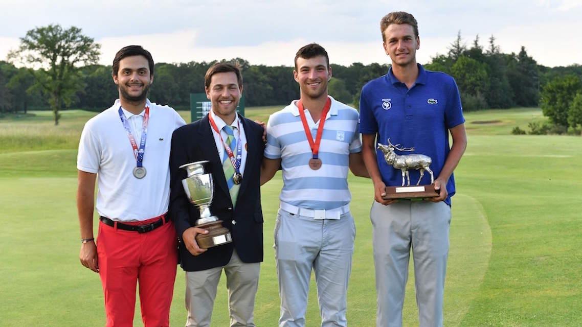 Les lauréats de la coupe Murat 2018
