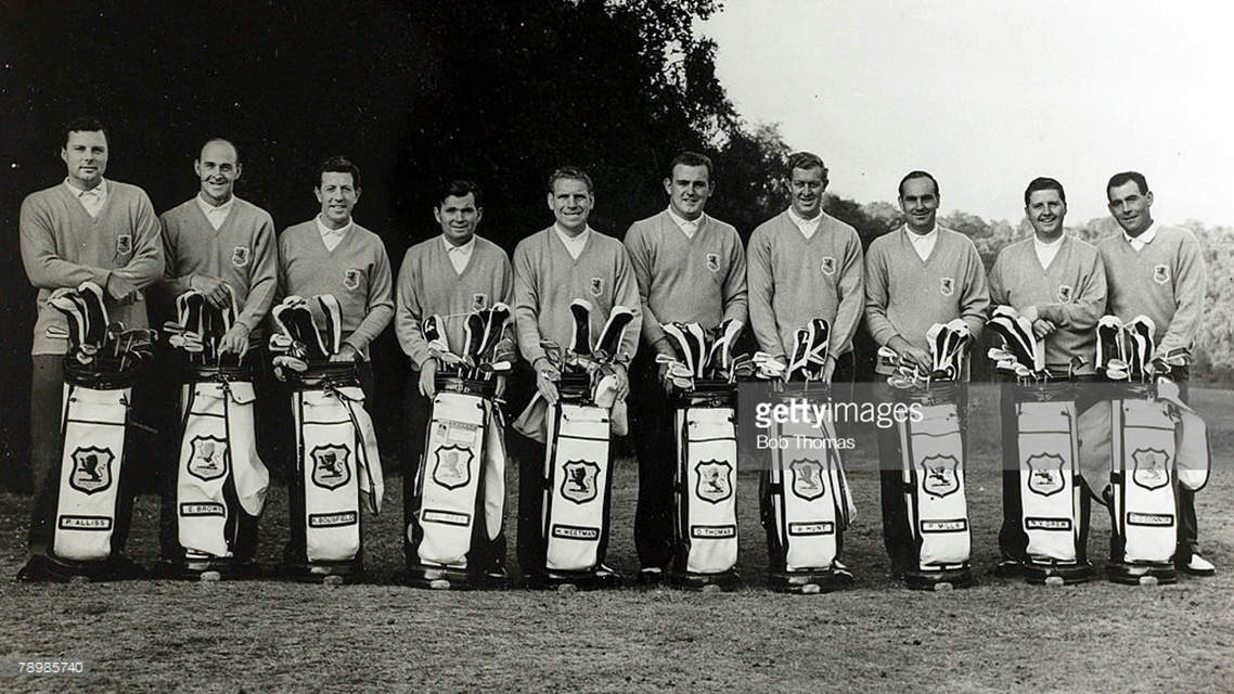Team Europe Ryder Cup 1959