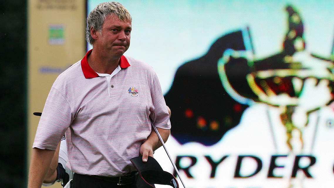 Darren Clarke Ryder Cup 2006