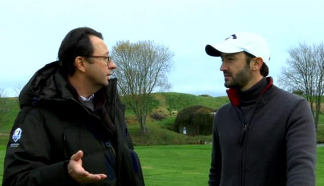 Pascal Grizot et Julien Xanthopoulos