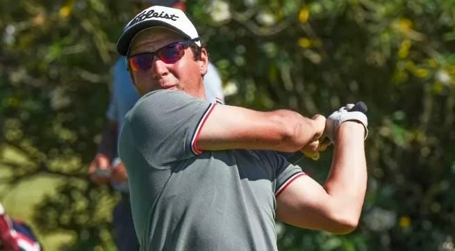 Week-end difficile pour Louis Cohen-Boyer à Medellin...