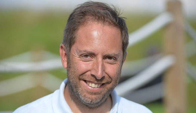 Christophe Muniesa Directeur technique national fédération française de golf