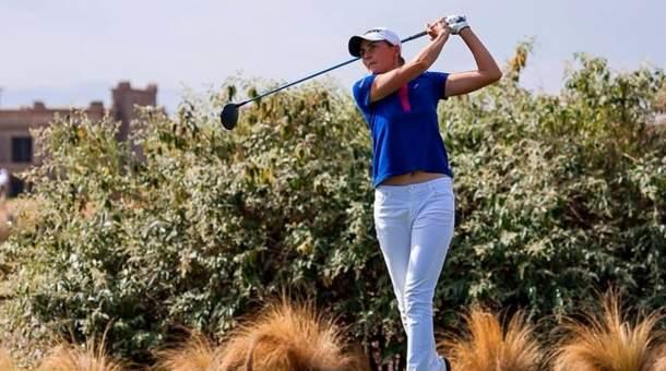 Meilleure française, Justine Dreher termine cinquième du Oates Victorian Open (ALPG Tour)