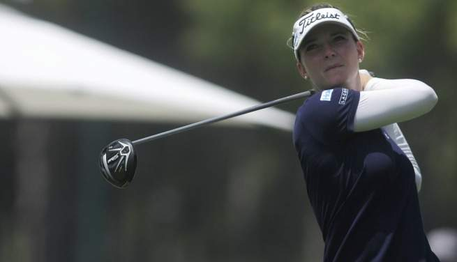 Marion Ricordeau occupe une solide cinquième place au Oates Victorian Open (ALPG Tour)
