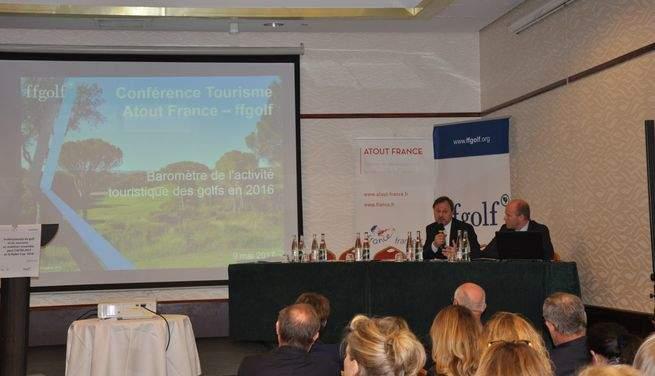 Conférence Golf et Tourisme