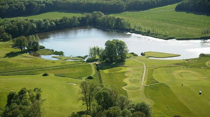 Golf de l'Ermitage