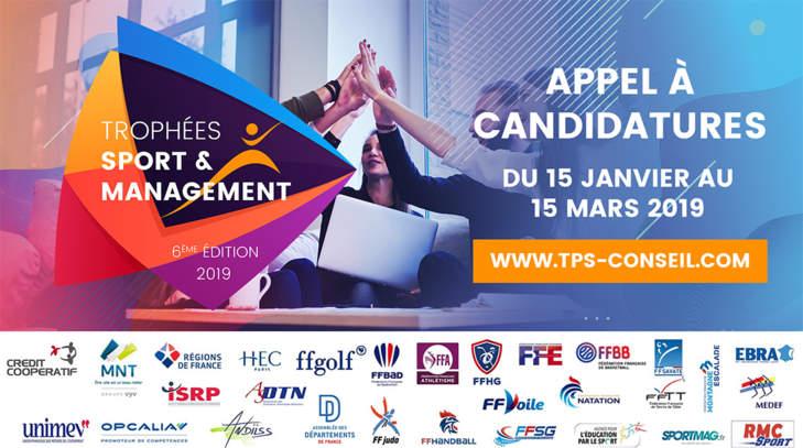 Trophées Sport et Management 2019