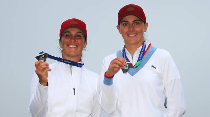 Manon Mollé et Justine Dreher