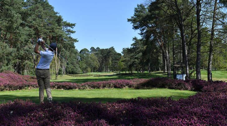 Coupe Frayssineau Mouchy au Golf de Fontainebleau