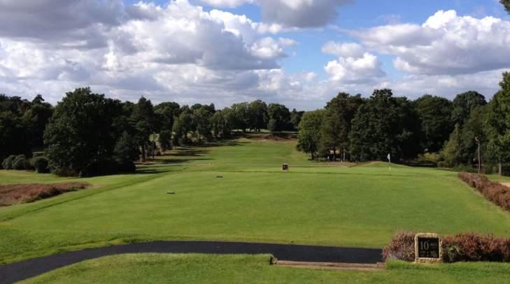 Parcours du Royal Antwerp Golf Club