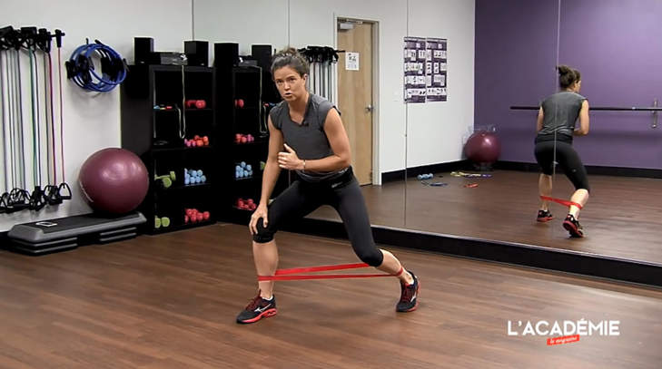 La séance fitness avec Joanna Klatten : épisode 3