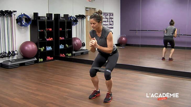 La séance fitness de Joanna Klatten : épisode 5