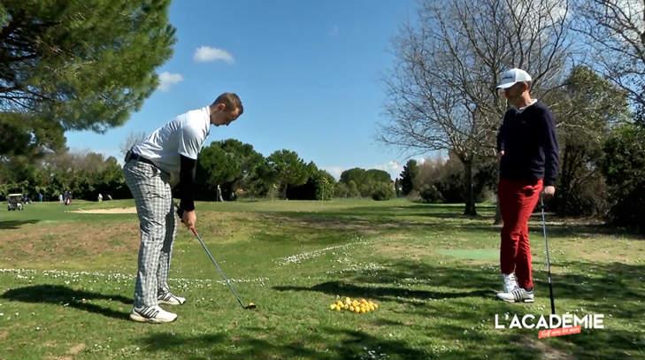 Golf avec les Stars : Valentin Porte