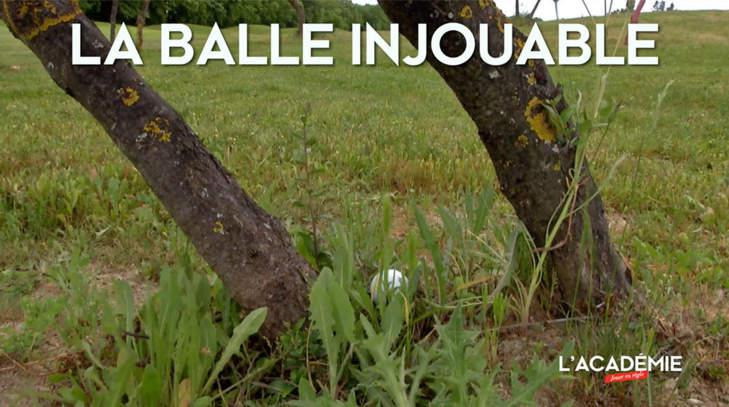 Règles de Golf : la balle injouable (n°7)