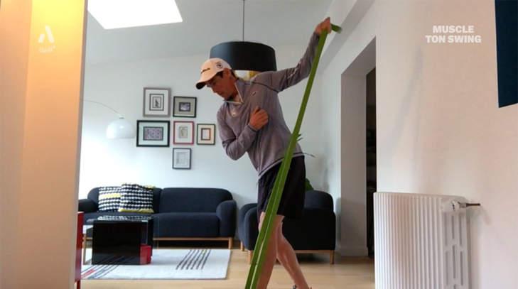 #Golfezchezvous : Muscle ton swing (n°27)